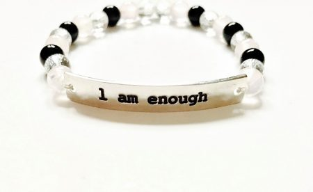 Bratara I am enough