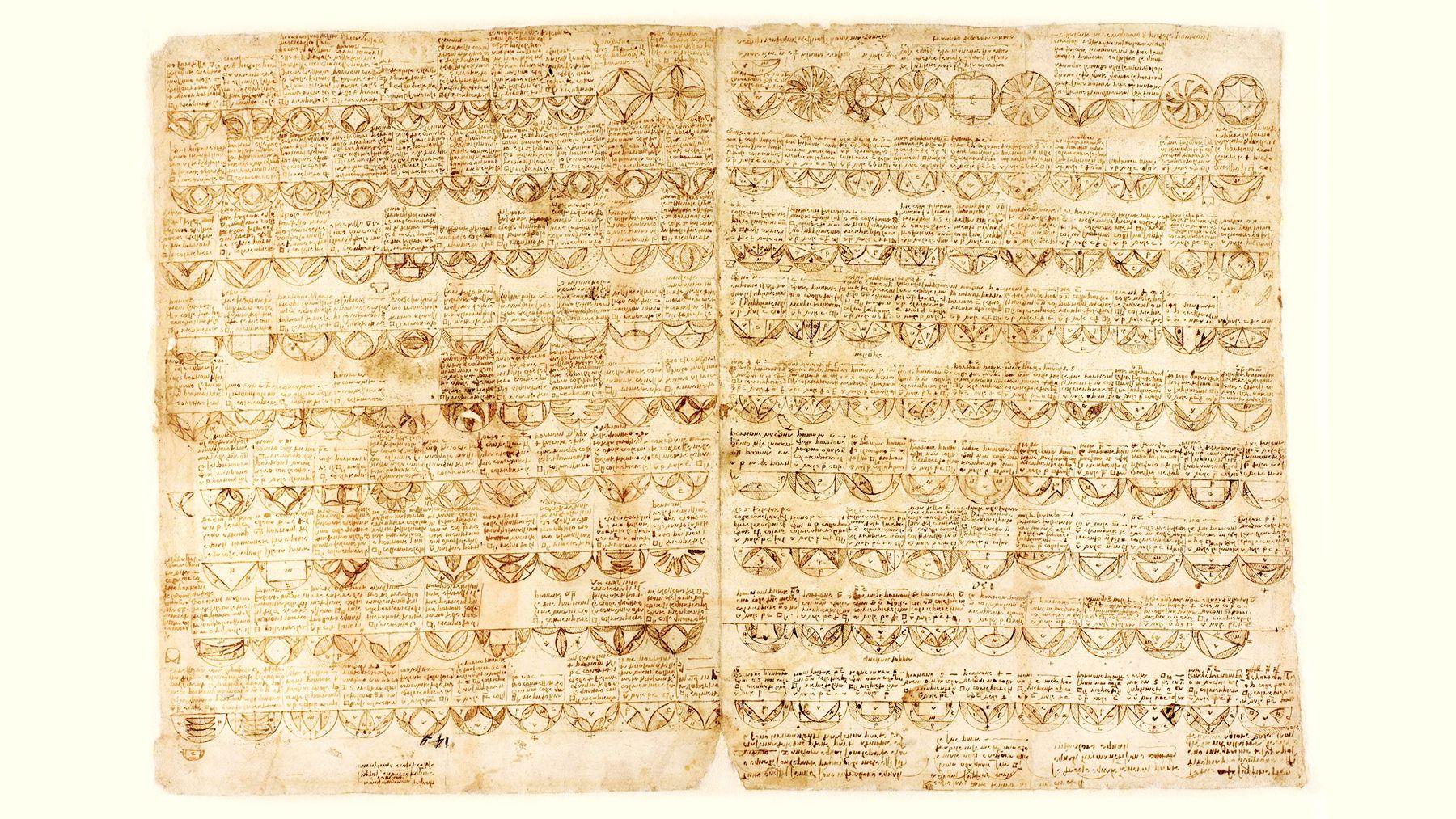 Codex atlanticus p455r